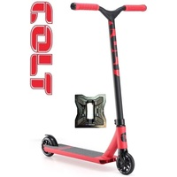 ENVY COLT S2 2017 COMPLETE SCOOTER - RED + BONUS STAND