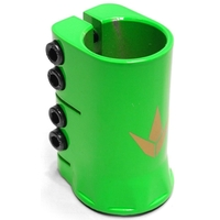 ENVY SCOOTER CLAMP - H CLAMP - GREEN