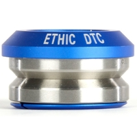 ETHIC SCOOTER INTEGRATED HEADSET - BLUE