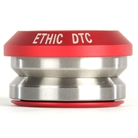 ETHIC SCOOTER INTEGRATED HEADSET - RED