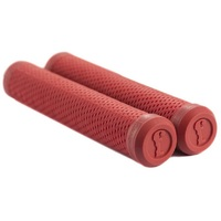 FLAVOR SCOOTER HAND GRIPS - RED