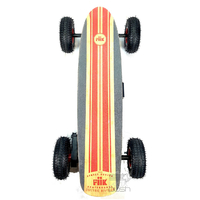 FIIK ELECTRIC SKATEBOARD - STREET SURFER - LONG RANGE LITHIUM BATTERY 30AH