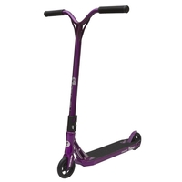 FLAVOR AWAKENING V2 COMPLETE SCOOTER - TRANSLUCENT PURPLE + FREE STUFF