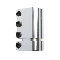 FLAVOR SCS CLAMP GEN 2 - POLISHED SILVER