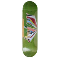GIRL SKATEBOARD DECK - BALINCOURT HOWARD JULES - 8.37