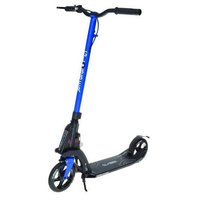 GLOBBER KLEEFER MY TOO K180 ADULT SCOOTER - BLUE - WITH HAND BRAKE