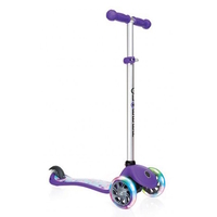 GLOBBER MY FREE FANTASY SCOOTER 3 WHEEL - LED WHEELS - STAR