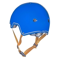 GLOBBER SKATE SCOOTER BMX HELMET - BLUE - SMALL - APPROVED