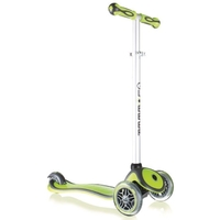 GLOBBER KIDS MINI KICK SCOOTER 3 WHEEL - GREEN - MY FREE UP MODEL