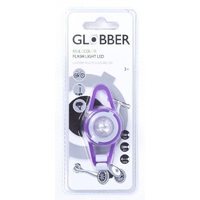 GLOBBER MULTICOLOUR FLASH LIGHT LED - PURPLE