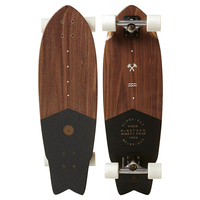 GLOBE CRUISER SKATEBOARD COMPLETE - THE ACLAND WALNUT