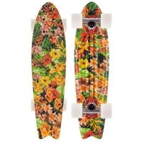 GLOBE CRUISER SKATEBOARD COMPLETE - GRAPHIC BANTAM ST TROPICAL