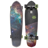 GLOBE CRUISER SKATEBOARD COMPLETE - BIG BLAZER DARKSIDE