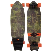 GLOBE CRUISER SKATEBOARD COMPLETE - CHROMANTIC CAMO