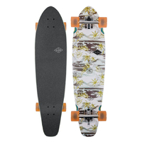 GLOBE LONGBOARD SKATEBOARD COMPLETE - THE ALL TIME BLUE JIVE - RRP $250