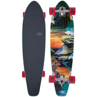 GLOBE LONGBOARD SKATEBOARD COMPLETE - THE ALL TIME ESCAPE - RRP $250