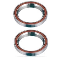 APEX HEADSET BEARINGS FOR SCOOTER - BMX - SET OF 2 - 1 1/8 INCH
