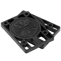 INDY INDEPENDENT SKATEBOARD RISER PADS 1/8