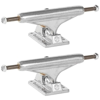 INDEPENDENT SKATEBOARD TRUCKS STAGE 11 SILVER STANDARD 129 - SET OF 2 TRUCKS