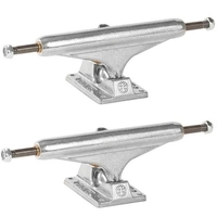 INDEPENDENT SKATEBOARD TRUCKS STAGE 11 SILVER STANDARD 169 - SET OF 2 TRUCKS