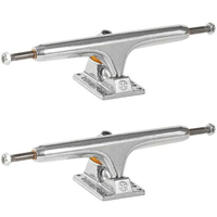 INDEPENDENT SKATEBOARD TRUCKS STAGE 11 SILVER STANDARD 215 - SET OF 2 TRUCKS