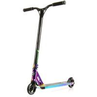 LONGWAY COMPLETE SCOOTER - SECTOR NEOCHROME