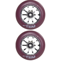 LUCKY TEN 110MM SCOOTER WHEEL SET - JARED JACOBS SIGNATURE