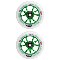 LUCKY TOASTER 110MM SCOOTER WHEEL SET - BAYLEY MAXCY'S SIG