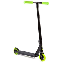 LUCKY COMPLETE SCOOTER - CREW 2017 - BLACK HI-LITER - BONUS SCOOTER STAND
