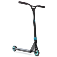 LUCKY COMPLETE SCOOTER - PROSPECT 2017 - BLACK TEAL - BONUS SCOOTER STAND