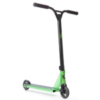 LUCKY COMPLETE SCOOTER - PROSPECT 2017 - HALO GREEN - BONUS SCOOTER STAND