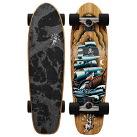 OBFIVE HIGH SEAS CRUISER SKATEBOARD COMPLETE