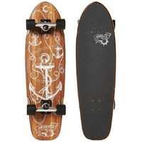 OBFIVE JERRY WALNUT CRUISER SKATEBOARD COMPLETE