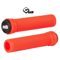 ODI SCOOTER GRIPS - FIRE RED