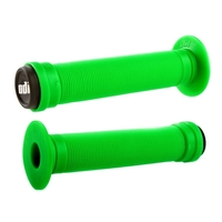 ODI SCOOTER GRIPS WITH FLANGE - GREEN