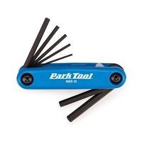 SCOOTER PARK TOOL - FOLD UP HEX ALLEN KEY SET - STRONG AND TOUGH