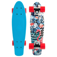 "PENNY SKATEBOARD COMPLETE 22"" - FLAMINGO FOREST"