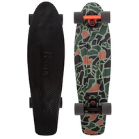 "PENNY NICKEL SKATEBOARD COMPLETE 27"" - NOT SO CAMO"