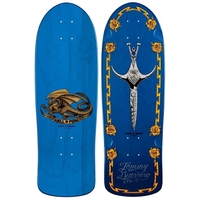 POWELL PERALTA SKATEBOARD DECK - BONES BRIGADE GUERRERO 7TH SERIES