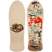 POWELL PERALTA SKATEBOARD DECK - BONES BRIGADE MOUNTAIN 7TH SERIES