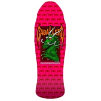 POWELL PERALTA SKATEBOARD DECK - CABALLERO CHINESE DRAGON GREEN