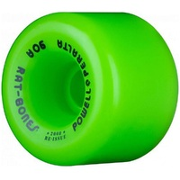 POWELL SKATEBOARD WHEELS - RAT BONES GREEN - 60MM
