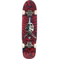 POWELL PERALTA SKATEBOARD COMPLETE - MINI SKULL & SWORD