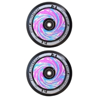 ROOT INDUSTRIES AIR 110MM WHEEL SET - TIE DYE