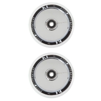 ROOT INDUSTRIES AIR 110MM WHEEL SET - WHITE PU MIRROR CORE