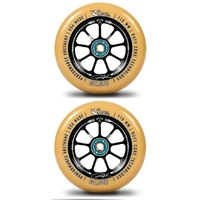 RIVER 110MM SCOOTER WHEELS SET OF 2 - GLIDES RYAN GOULD SIGNATURE
