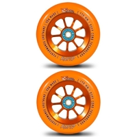 RIVER 110MM SCOOTER WHEELS SET OF 2 - RAPIDS