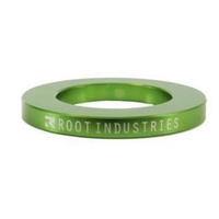 ROOT INDUSTRIES SCOOTER BAR RISER SPACER - GREEN 5MM