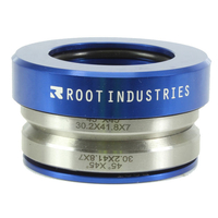 ROOT INDUSTRIES INTEGRATED SCOOTER HEADSET - BLUE