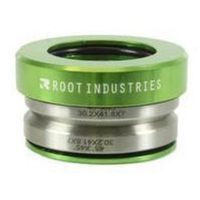 ROOT INDUSTRIES INTEGRATED SCOOTER HEADSET - GREEN